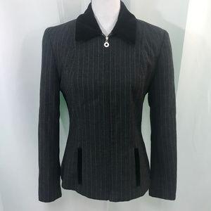 Alanni By Donny Brook Wool Blazer Jacket
